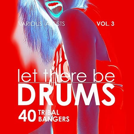 Let There Be Drums Vol.3 [40 Tribal Bangers] (2018) MP3