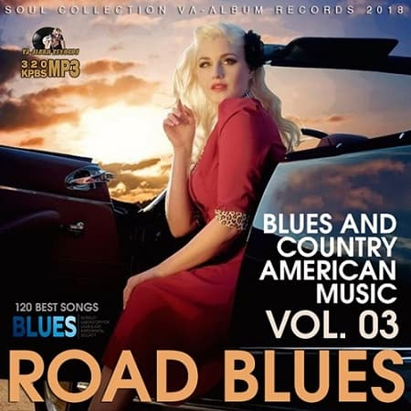 Road Blues Vol.03 (2018) MP3