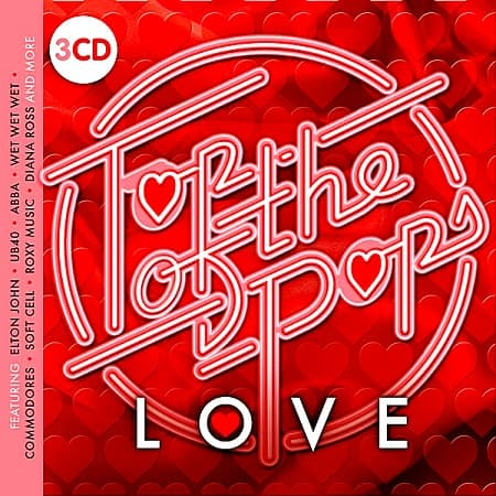 Top Of The Pops: Love [3CD] (2018) MP3