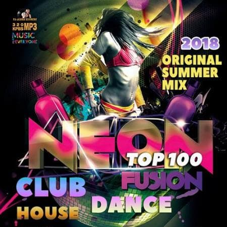 Neon Fusion Original Summer Mix (2018) MP3