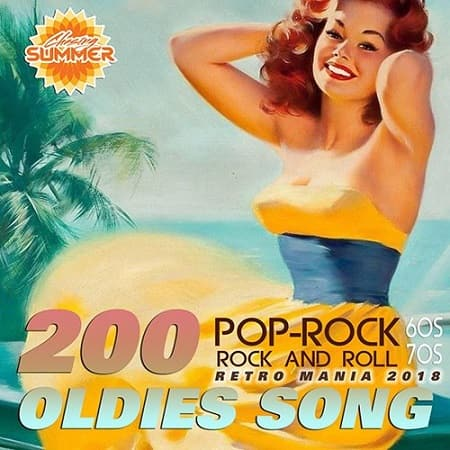 200 Oldies Song (2018) MP3