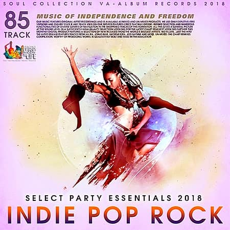 Indie Pop Rock: Select Party Essentials (2018) MP3