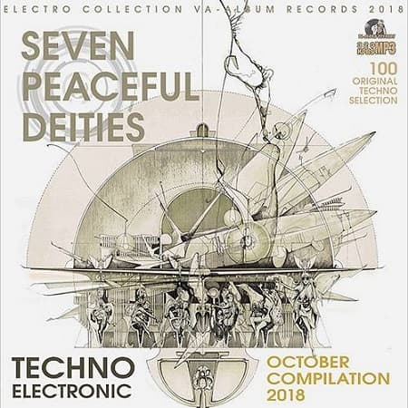 Seven Peaceful Deities: Techno Electronic Set (2018) MP3