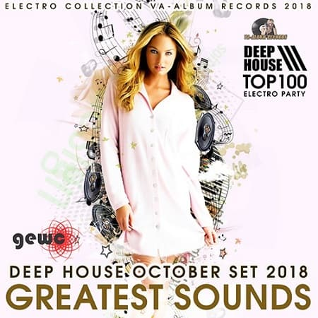 Greatest Sounds: Deep House October Set (2018) MP3