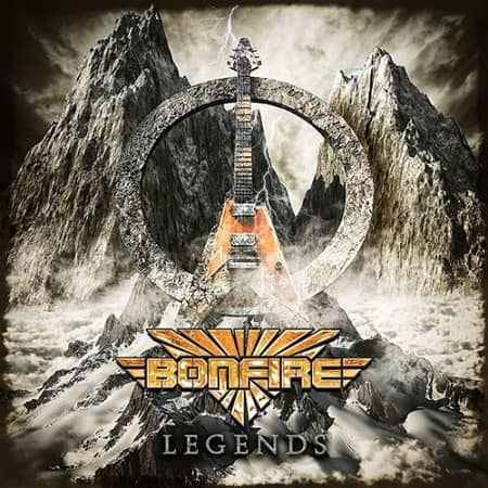 Bonfire - Legends [2CD] (2018) MP3