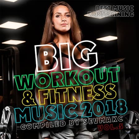 Big Workout & Fitness Music Vol.5 (2018) MP3
