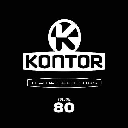 Kontor Top Of The Clubs Vol.80 [4CD] (2018) MP3
