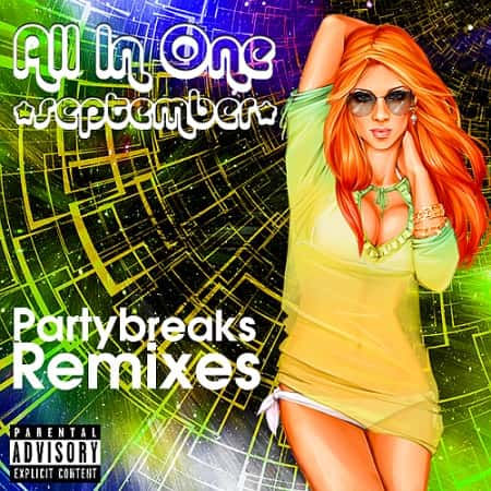 Partybreaks and Remixes - All In One September 004 (2018)