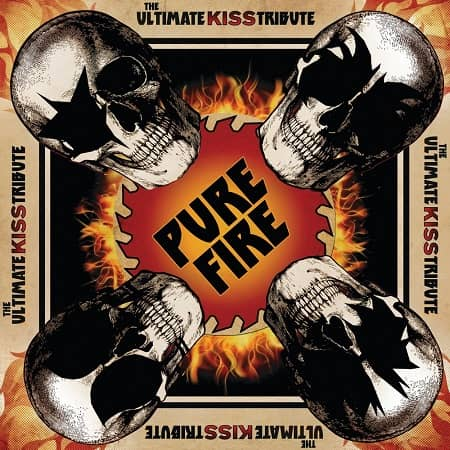 Pure Fire - the Ultimate Kiss Tribute (2018) MP3