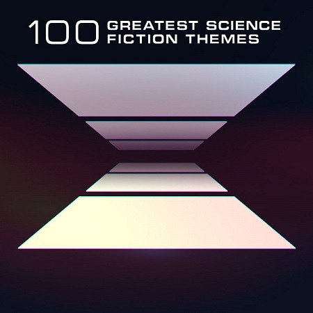 100 Greatest Science Fiction Themes [6CD] (2018) MP3