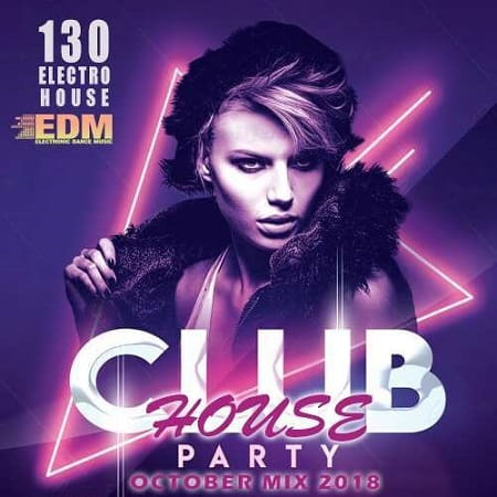 Club House October Mix (2018) MP3