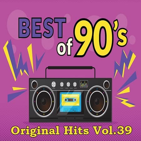 Best Of 90`s Original Hits Vol.39 (2018) MP3