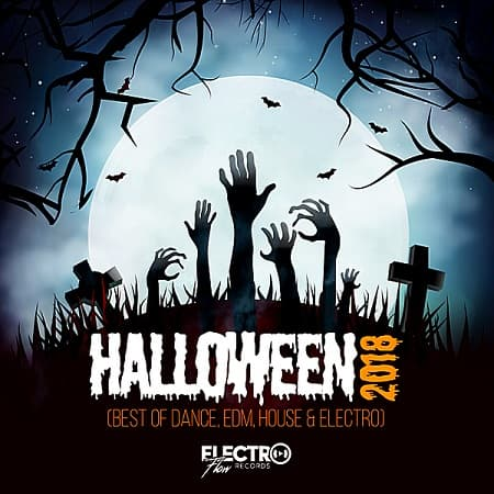 Halloween 2018 [Best Of Dance, EDM, House & Electro] (2018) MP3