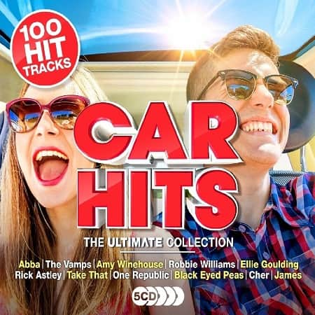 Car Hits: The Ultimate Collection [5CD] (2018) MP3
