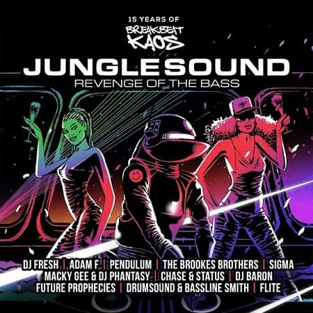Junglesound Revenge of the Bass [15 Years of Breakbeat Kaos] (2018) MP3