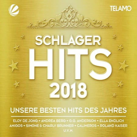 Schlager Hits 2018 [3CD] (2018) MP3