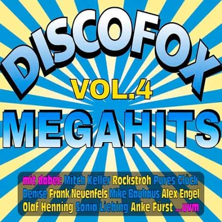 Discofox Megahits Vol.4 (2018) MP3