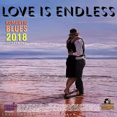 Love Is Endless: Blues Rock Collection (2018) MP3