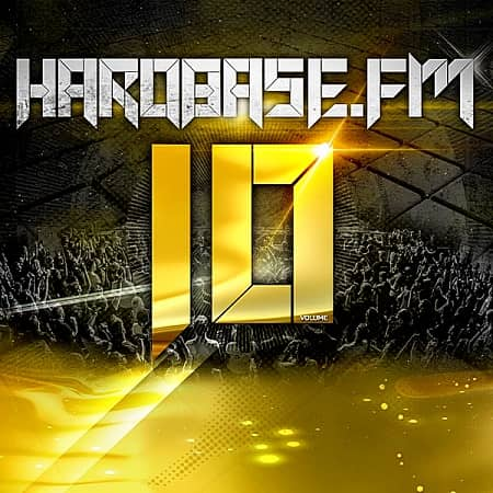 HardBase.FM Vol.10 [Full Version] (2018) MP3