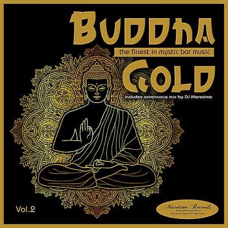 Buddha Gold Vol.2: The Finest In Mystic Bar Sounds (2018) MP3