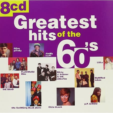 Greatest Hits of The 60's [8CD] (2000) MP3