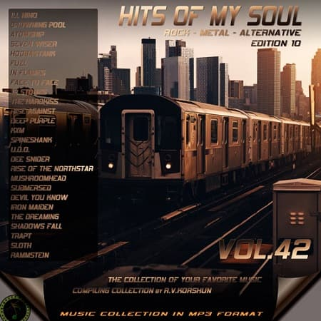 Hits of My Soul Vol. 42 (2018) MP3