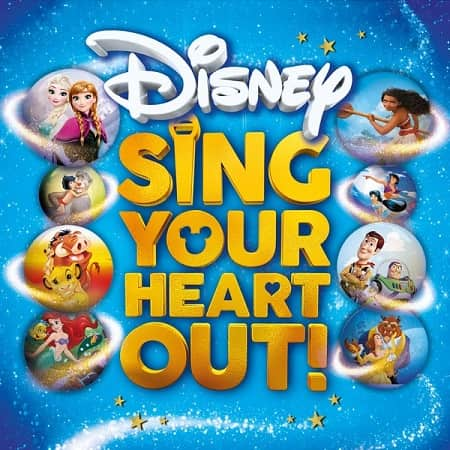 Disney Sing Your Heart Out [3CD] (2018) MP3