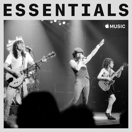 AC-DC - Essentials (2018) MP3