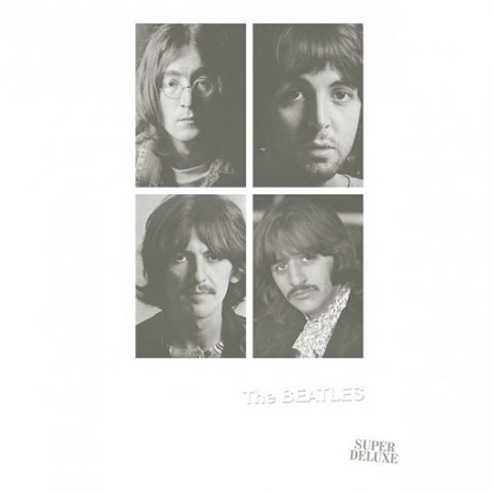 The Beatles - The Beatles (The White Album) [Super Deluxe Edition, 6CD] (2018) MP3