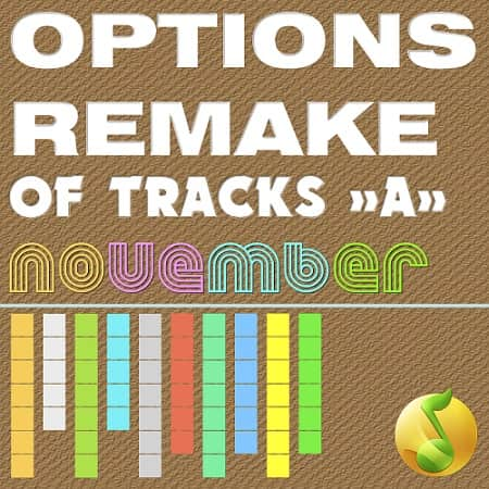 Options Remake Of Tracks November -A- (2018) MP3