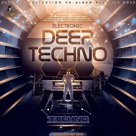 Deep Techno Electronic (2018) MP3