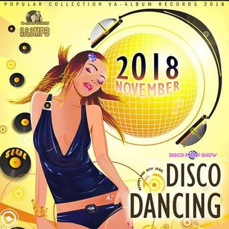 Disco Dancing: November Party (2018) MP3