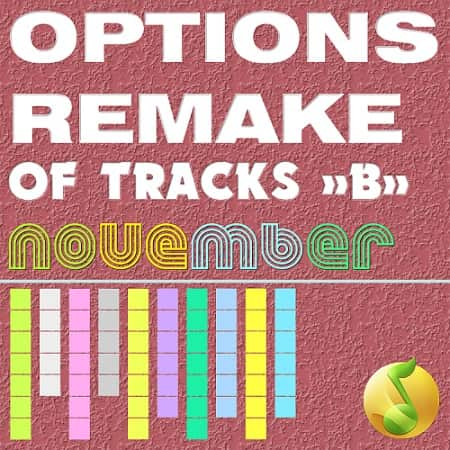 Options Remake Of Tracks November -B- (2018) MP3