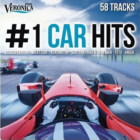 Veronica #1 Car Hits [3CD] (2018) MP3