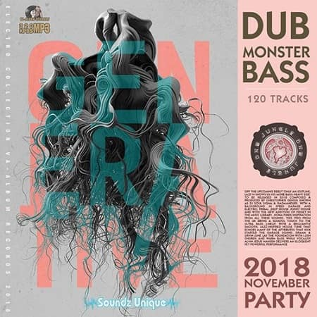 Generative Dub Monster Bass (2018) MP3