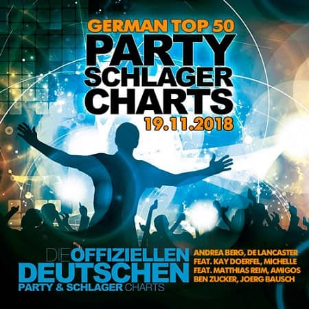 German Top 50 Party Schlager Charts 19.11.2018 (2018) MP3