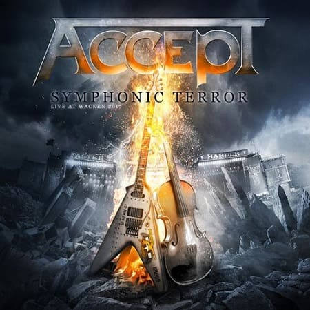 Accept - Symphonic Terror. Live At Wacken 2017 (2018) MP3