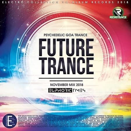 Future Psychedelic Trance (2018) MP3