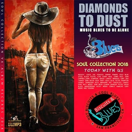Diamond To Dust: Blues Collection (2018) MP3