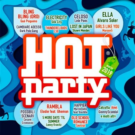 Hot Party Winter 2019 (2018) MP3