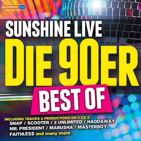 Sunshine Live - Die 90er Best Of (2018) MP3