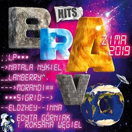 Bravo Hits Zima 2019 [2CD] (2018) MP3