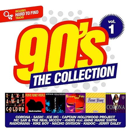 90's The Collection Vol.1 [2CD] (2018) MP3