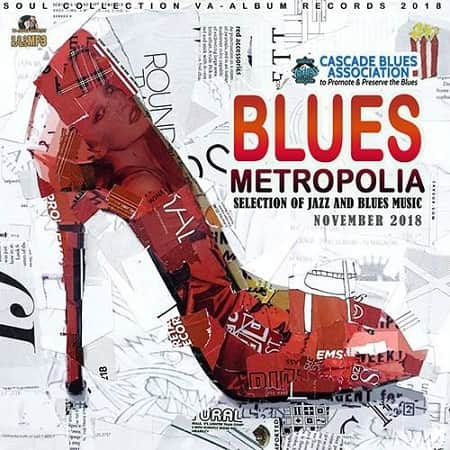 Blues Metropolia (2018) MP3
