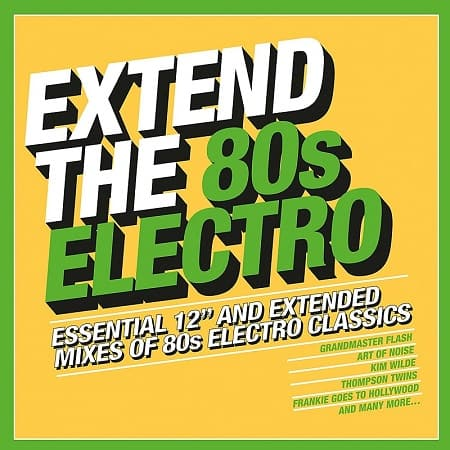 Extend The 80s - Electro (2018) MP3