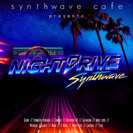 Synthwave Cafe - NightDrive Synthwave (2018) MP3