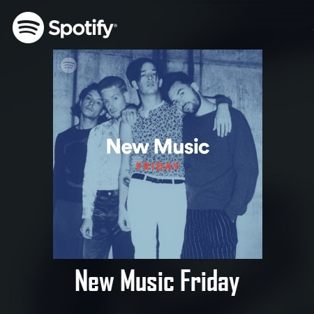 New Music Friday US from Spotify [30.11] (2018) MP3