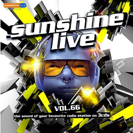 Sunshine Live Vol.66 [3CD] (2018) MP3