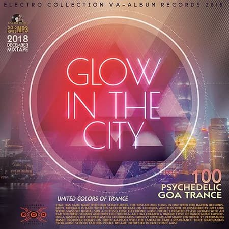 Glow In The Sity: Psychedelic Trance (2018) MP3