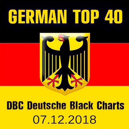 German Top 40 DBC Deutsche Black Charts 07.12.2018 (2018) MP3